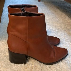 Sam Edelman ankle boots. Like new. Size 8.5.